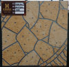 Artistic Metallic Glazed Rustic Ceramic Tiles 300