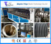 HDPE Spiral Carbon Corrugated Pipe Extrusion Machine / Making Machine