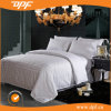 Modern Design Luxury 5star Hotel Cotton White Stripe Bedding Set