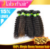 "7A 22"" Kinky Curl 100% Brazilian Virgin Remy Human Hair Extensions"