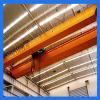 Double Girder Overhead Crane with Electric Hoist