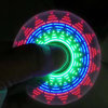 LED Fantasy Spinner Flash Pattern Hand Spinner Fidget Spinner
