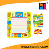 Russian Magic Water Doodle Mat & 1 Pen Writing Board Educational Toys