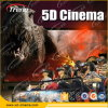 5D Cinema with Outside Cabin Playground Equipment