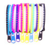 Fashion Plastic Zipper Bracelets/ Zipper Bands Zipper Bangles