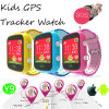 High Quality Kids GPS Tracker Watch with /Lbs/GPS (Y9)