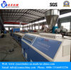 Outdoor PP/PE WPC Profile Production Line/Machine for Decking/Flooring/Fencing/Pillar