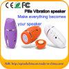 Pill Shape Vibration Mini Wireless Bluetooth Speaker for Free Sample