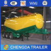 50ton Cement Bulker Tanker Truck Trailer with 3axles in Philippines