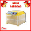 CE Marked Automatic Poultry 96 Eggs Incubator for Chicken