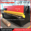 Durmapress Brand QC12y-4*2500mm CNC Plate Shearing Machine for Sale, Automatic Shearing Machine with Siemens Motor
