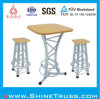 Aluminum Table for Bar