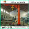 125kg Mini Jib Crane Mobile Swing Jib Cranes