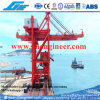 Quayside Ship Grab Unloader for Unloading Iron Ore