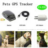 High Quality Dog Waterproof IP66 GPS Animal Tracker (EV-200)