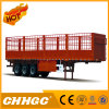 High Quality Single Tube 3 Axles Stake Semi Trailer