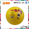 PVC 200g Inflatable Cartoon Sticker Volleyball (KH9-18)