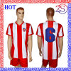 High Quality New Design Soccer Jersey Sublimated