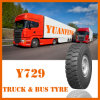 Truck Tyre, 9.00r20, 10.00r20, Bus Tyre