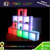 Glow LED Furniture Fashionable LED Wine Display