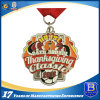 Custom Metal Crafts Award Honor Medal for Annual Activity