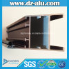 Italy Italian Style Standard Aluminium Profile for Window Door with Wooden Grain Color