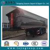 Heavy Duty U Shape 3 Axle Dump Tipper Trailer Semi Trailer
