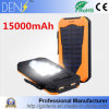 15000mAh Waterproof Battery Backup Charger Solar Power Charger
