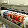Repositionable Matte Self Adhesive Vinyl Inkjet Wide-Format Printing Media