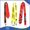Neck Strap Promotion Lanyards Printed Lanyard with Two Buckles