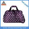 Outdoor Nylon Waterproof Printed Travel Duffle Luggage Bag
