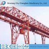 New Type Double Girder Truss Gantry Crane for Sale