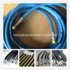 Industria Rubber Hydraulic Hose Assembly with Jic NPT Bsp Fitting