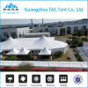 High Quality 15X30m High Peak Mixed Dome Wedding Tent for 300 Seater
