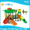 Best Choice Factory Price Plastic Slide Swing Set Nature Series (FQ-YQ06302)