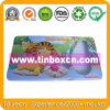 Pencil Tin Box with Clear Window for Metal Gift Box