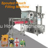 Side Spout Pouch Automatic Filling Capping Machine for Juice