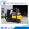 Ce Approved Cargo Loading Gasoline Operated Engine LPG Forklift 3.5ton