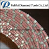 Diamond Wire Saw for Used Steel Stone Cutting Brazed Beads