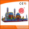 Giant Inflatable Space Base for Kids Play T6-025