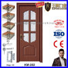Interior Position Swing Wooden Door