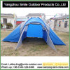 6 Persons QC Inspection Outdoor Camping 2 Room Family Tent