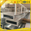 China Aluminum Profile Manufacturer Aluminium Square Tube Profile