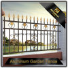Quality-Assured Aluminum Garden Fence with High Security