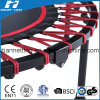 Mini Fitness Trampoline with Red Rubber Rope
