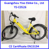 700c Motorized Retro Vintage Lady Sport Electric E Bicycle