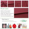 Plaid Printed Poalr Fleece Fabric
