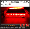 Magnet Mouted Emergency Light /Mini Strobe LED Lightbar