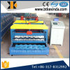 Kxd 1080 Galvanized Steel Roofing Sheet Glazed Tile Roll Forming Machine
