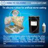 30 Shore a Liquid Stone Molding Silicone Rubber